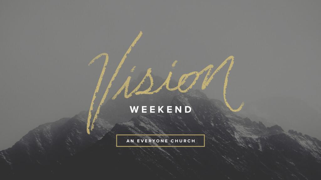 Vision Weekend 2016