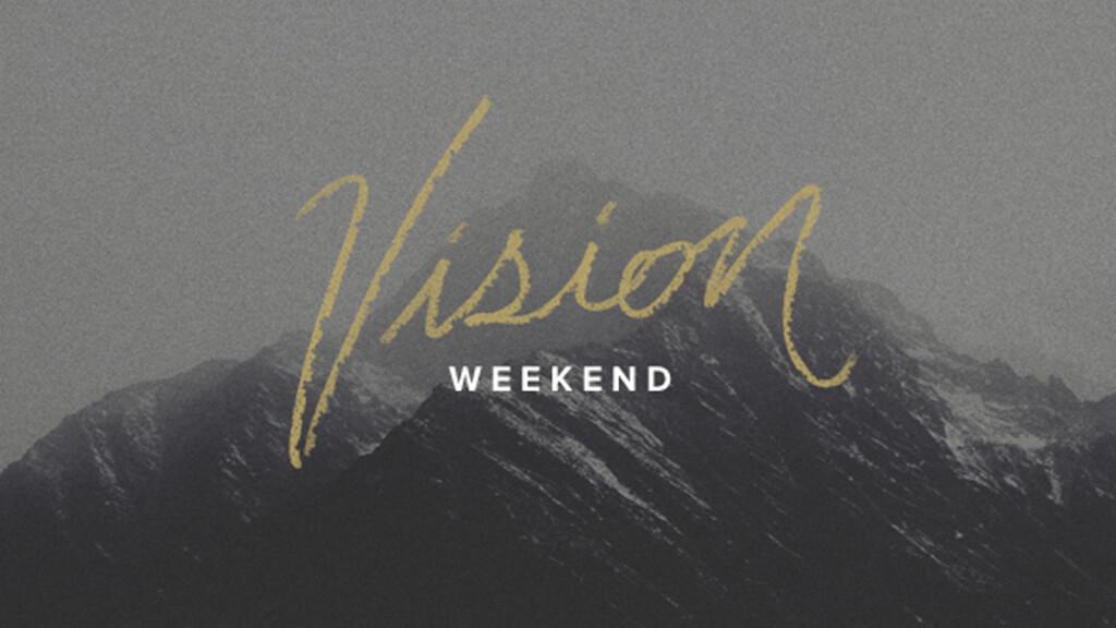 Vision Weekend 2017