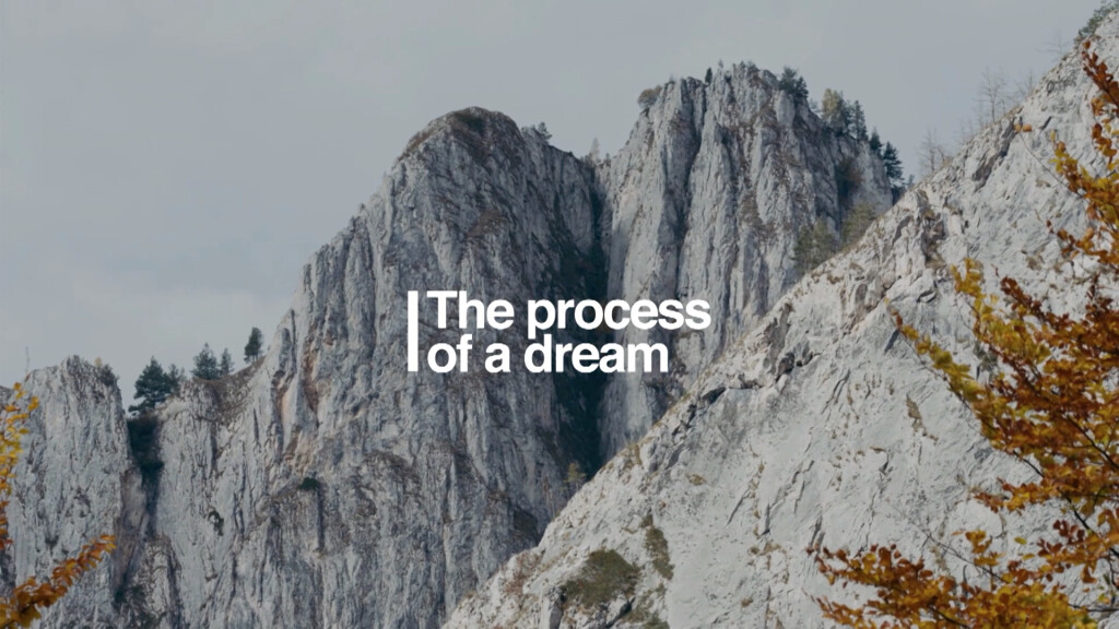The Process of a Dream