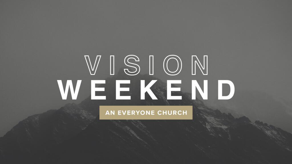 Vision Weekend 2018